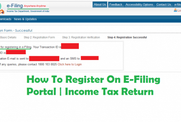 e-filing registration