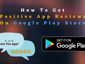 Reviews On Google Play Store