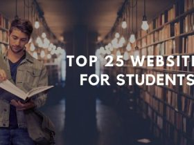Top 25 websites for students